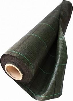 Unkrautschutzgewebe 80 cm x 100 m  100g/m2 Braun