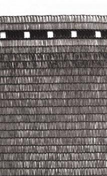 Schattiernetz  90%, 180 cm, meterware, anthrazit