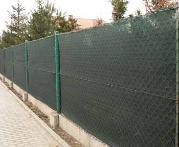 Schattiernetz, Br. 150 cm, Meterware
